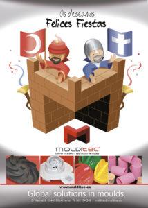 anuncio MOLDITEC libro fiestas 2017