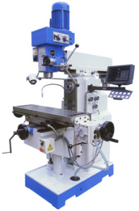 Fresadora Matricera con Visuzlizador de cotas  DRO
